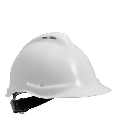 CASCO INGENIERO C/RUEDA BLANCO