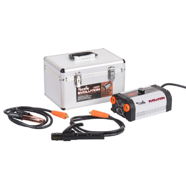 INVERTER EQUIPO SOLDADURA 140 AMP. 60% CEVICK EVOLUTION CE-EVOLUTION180X -NETO