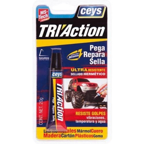 PEGAMENTO CEYS MS-TECH BLISTER 10 G